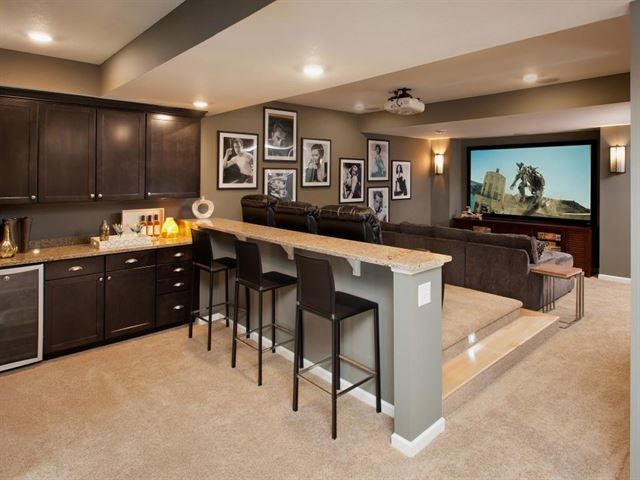 Basement Renovations Done Right Cbs Home Improvements