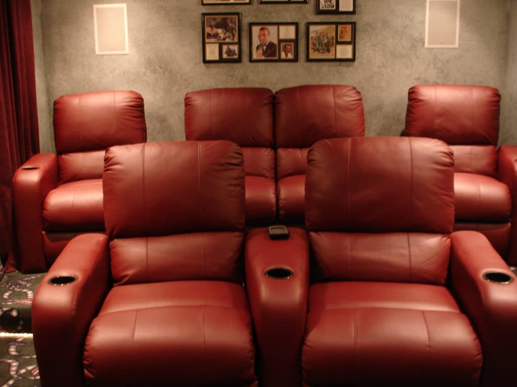 Theater Room..